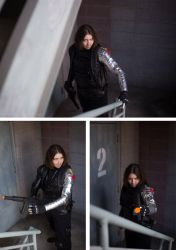 The Winter Soldier: You're my mission by gckinsey