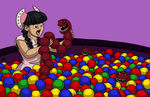 Baby Mimic Ball Pool by ProdigyDuck