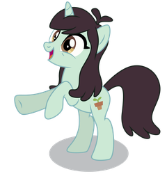 Sprout Greenhoof by DragonChaser123