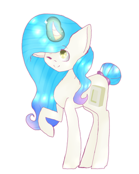 New OC :D by NyanPony01