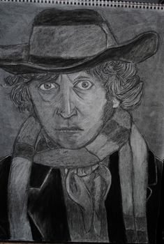 Fourth Doctor by DrTran08
