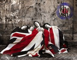The Who by noizkrew