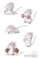 Mouse Style Training by Quezzie