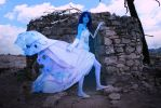 cosplay emily from corpse bride 2 by Lucy-Dark-Dreams