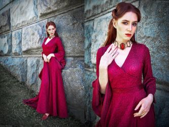 Melisandre - A Song of Ice and Fire_8 by GreatQueenLina