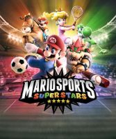 Mario Sports Superstars game by earthbouds