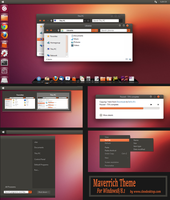 Maverick Theme for win 8-8.1 Update by Cleodesktop