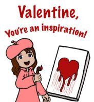Home Made Valentines 1 by AidenVP