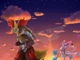 Pokemon X - After the Journey