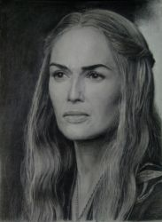 Cerci Lannister by khachung97