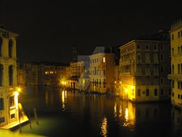 Venice by night 4 by Nordas
