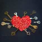 I have no key to your heart by Orwald