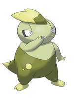 Grarot - Grass starter by KawaruRegion