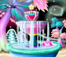 Fountain of Dreams by TheSym