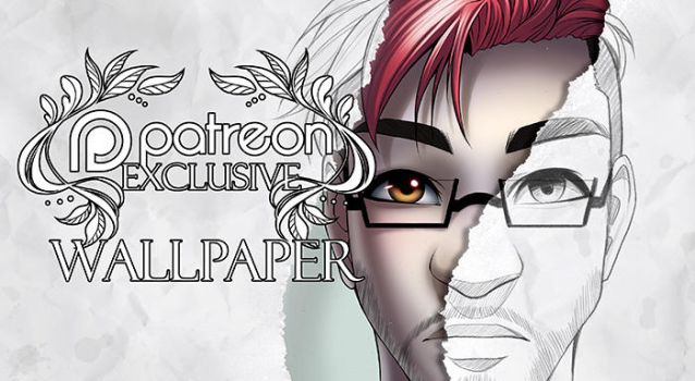 Patreon Wallpaper - May - Markiplier by Gabbi