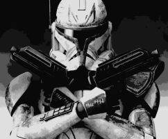 Captain Rex- Phase II by Jedi-Cowgirl