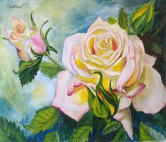 The roses by vivist