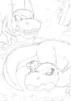 LBT: The Sharptooth Family by Credens-Vita