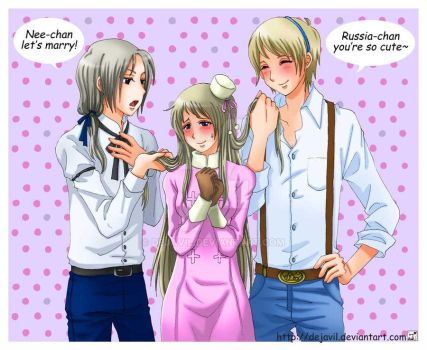 APH: my brothers by dejavil