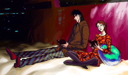 [KAIJI] soft universe by llllle