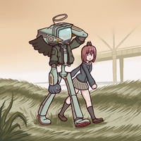 FLCL by Valmars-eye