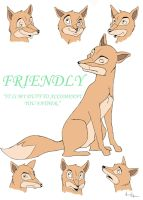 Friendly Character Sheet by silenceangel