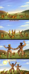 Collab Comic - Verpardi gone wild by Lurking-Leanne
