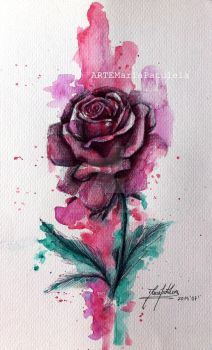 Rose by MaryCloe