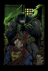Batman Vs Superman by 2013mparker