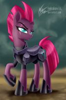 Tempest Shadow - MLP Movie by nekokevin