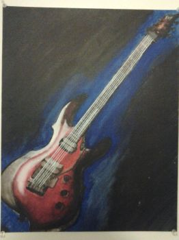 ESP LTD FRX painting by Mareeo64
