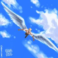 Angel by edtadeo