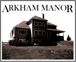 Arkham Manor (North face) by vonmeer