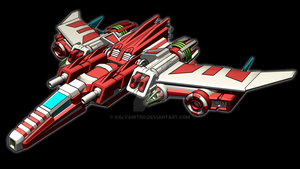 Explorer Jetfire - Vehicle Mode by Galvanitro