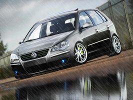 Vw polo street by IVtuner