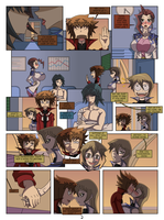Duel University - ''Demon Tale'' Page 2 by LockdownTheDeath