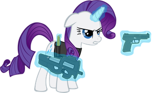Rarity Reload by totallynotabronyFIM