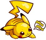 Pikachu by Sprits
