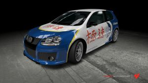 Volkswagen Golf R - Need For Speed Most Wanted by OutcastOne