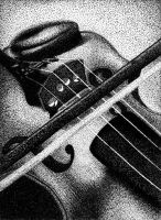 Violin by Samarasheart