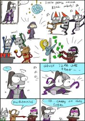 Legacy of Kain, doodles 40 by Ayej