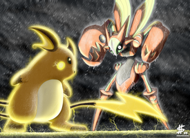 Infected Scizor -I.Series-