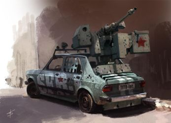 zastava reloaded by VBagi
