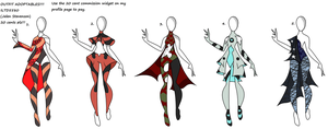 Adoptable Outfits(OPEN) by ILTD5580