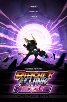 Ratchet and Clank: Into The Nexus by CreatureBox