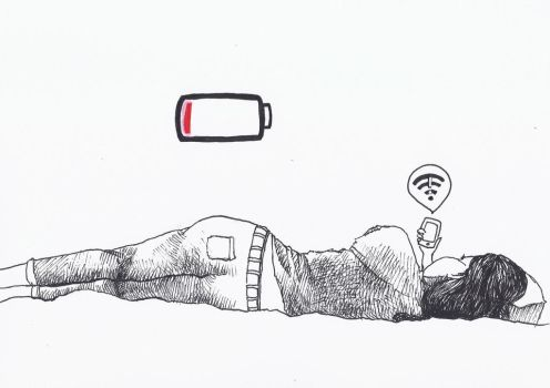 #6 Me when there is no Wifi by DjAngeleClive