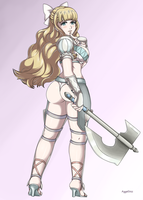 Charlotte - Fire Emblem Fates by AGGELIOSS