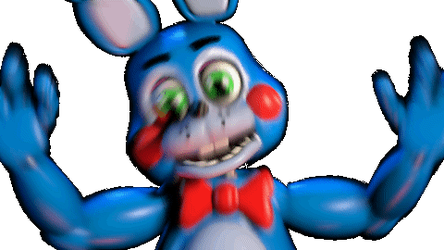 Toy Bonnie UCN gif by Cosmicmoonshine