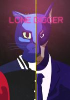 Caravan Palace-Lone Digger by handred800