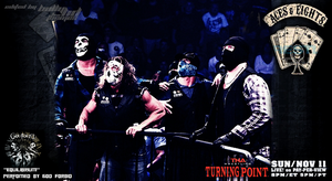 TNA Turning Point 2012 by themesbullyhd
